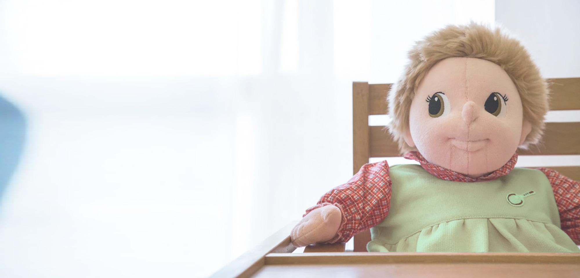 RSA Residenza Primavera - Terapia della Bambola