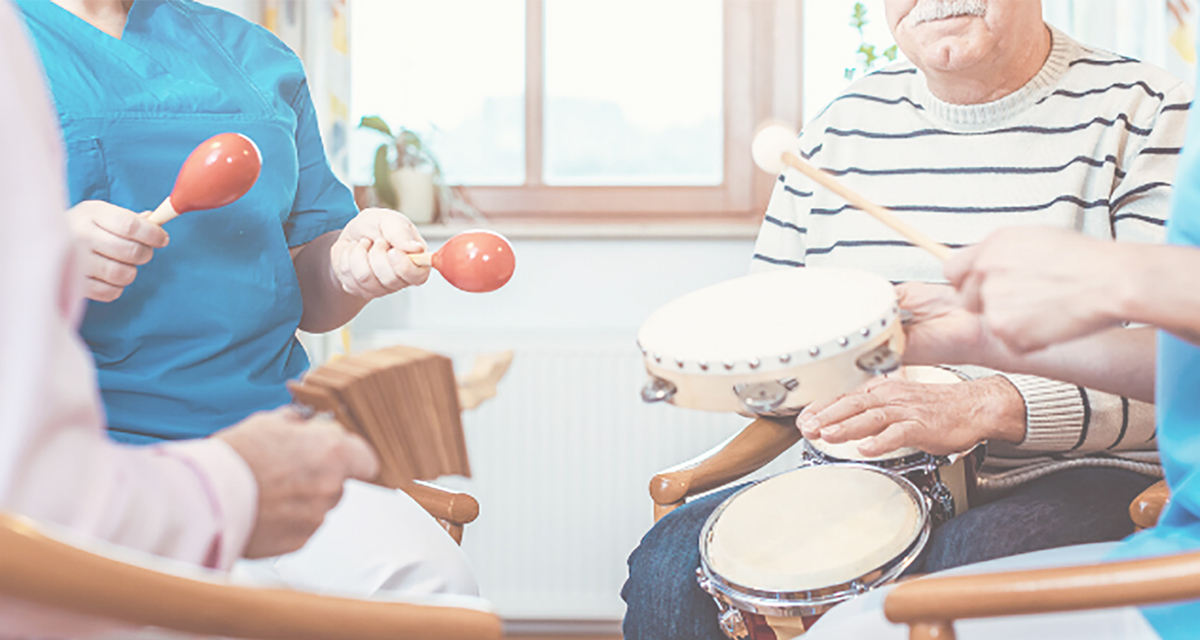RSA Residenza Primavera - Musico-terapia